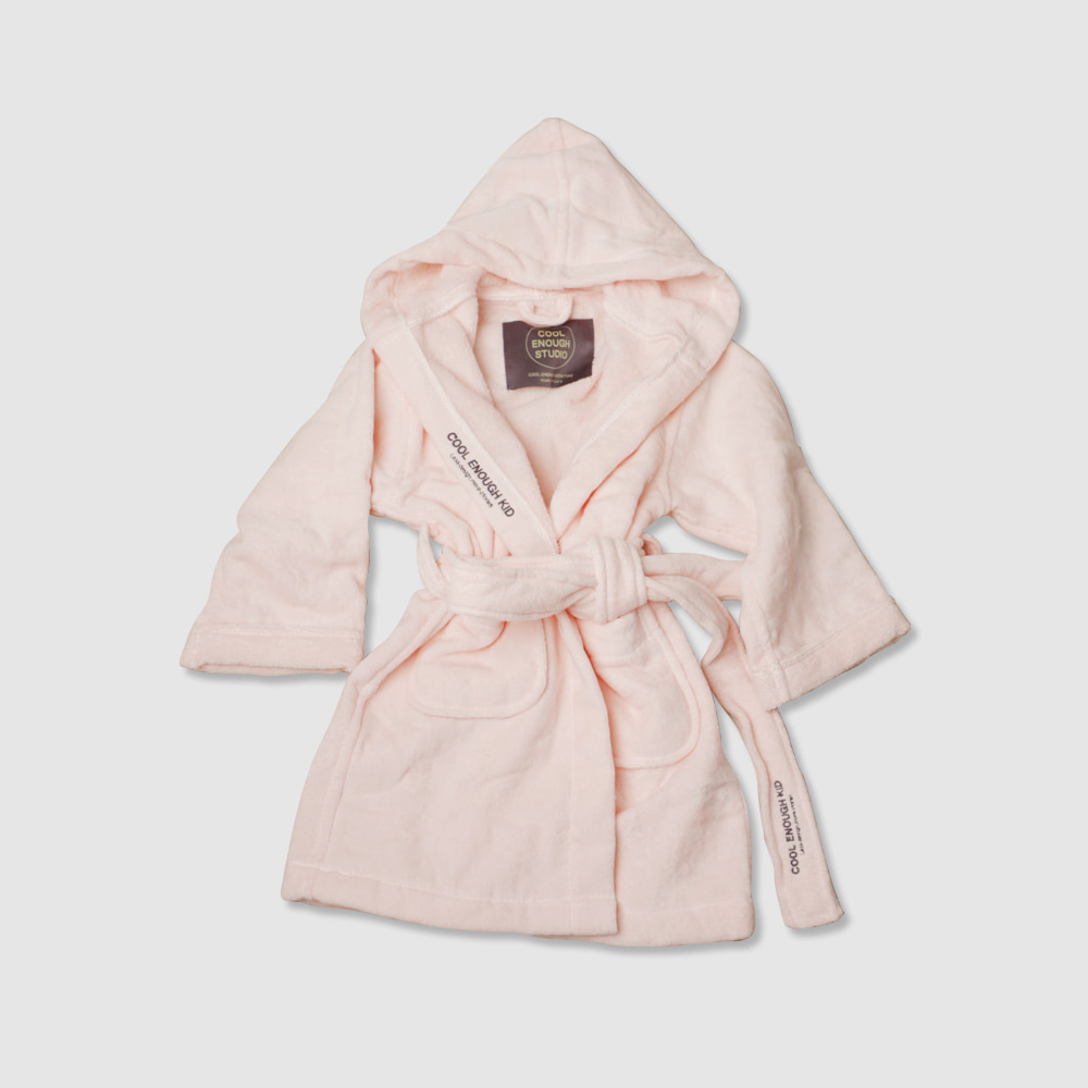 THE ROBE [PINK] KIDS