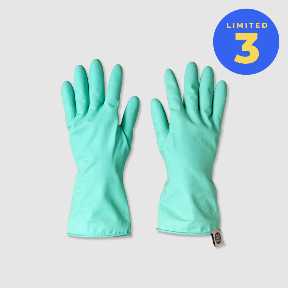 THE RUBBER GLOVES_MINT